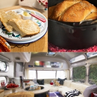Heart Warming Dutch Oven Bread