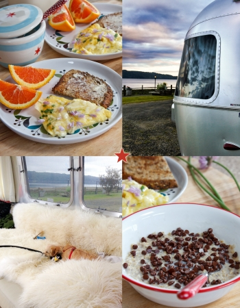 Glamping Breakfast Inspiration