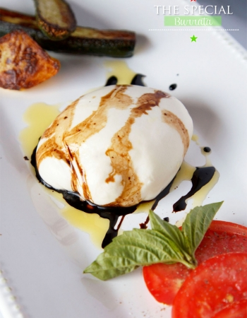 Chef Bill's Burrata