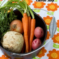Easy Celeriac Soup