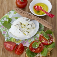 Lunchtime Burrata