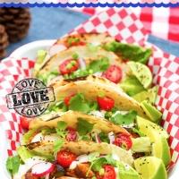 Festive Fish Tacos