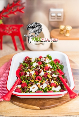 Home for the Holidays Salad