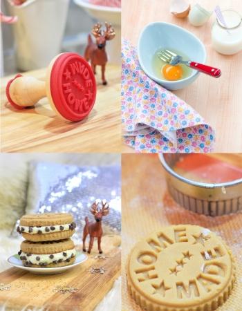 shortbread holiday cookies