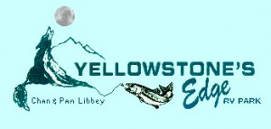 Yellowstone Edge RV Park Logo