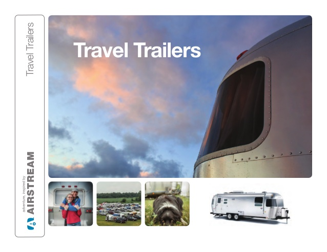 Airstream Sales Brochure