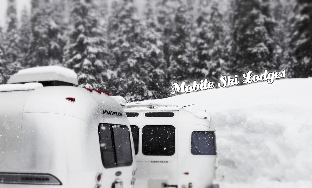 Winter Camping Airstream Style » Just 5 More Minutes