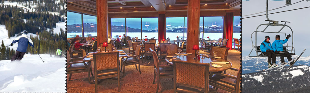 {McCall, ID } Ski Brundage Mountain and Apres-Ski at the Shore Lodge