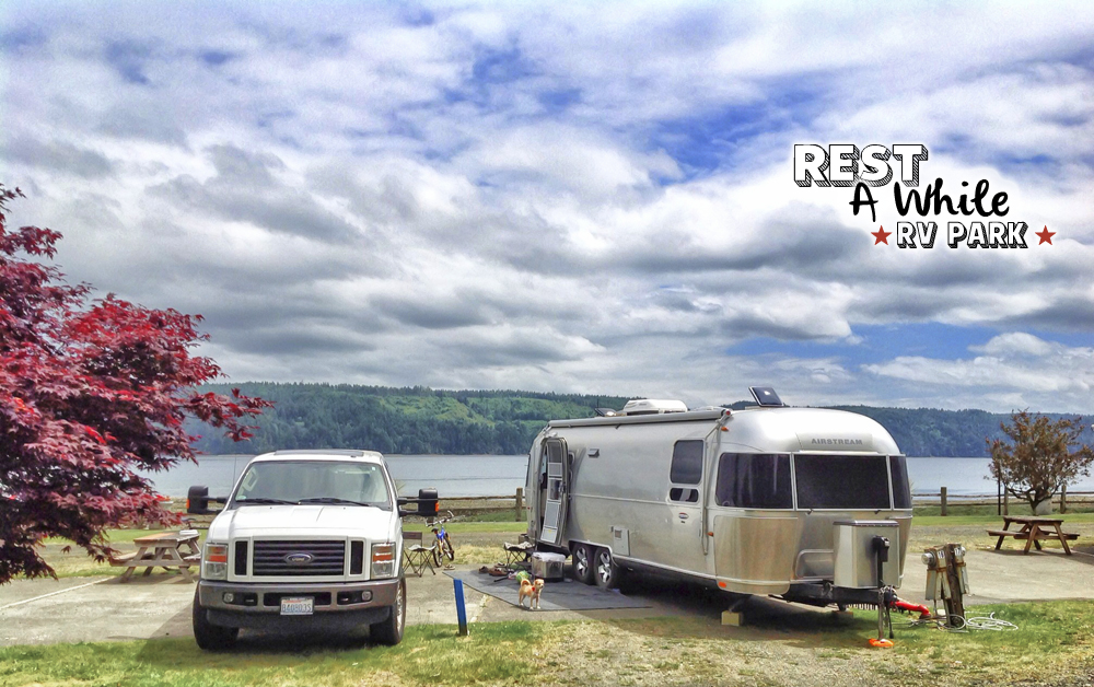 Camp Rest a While RV park
