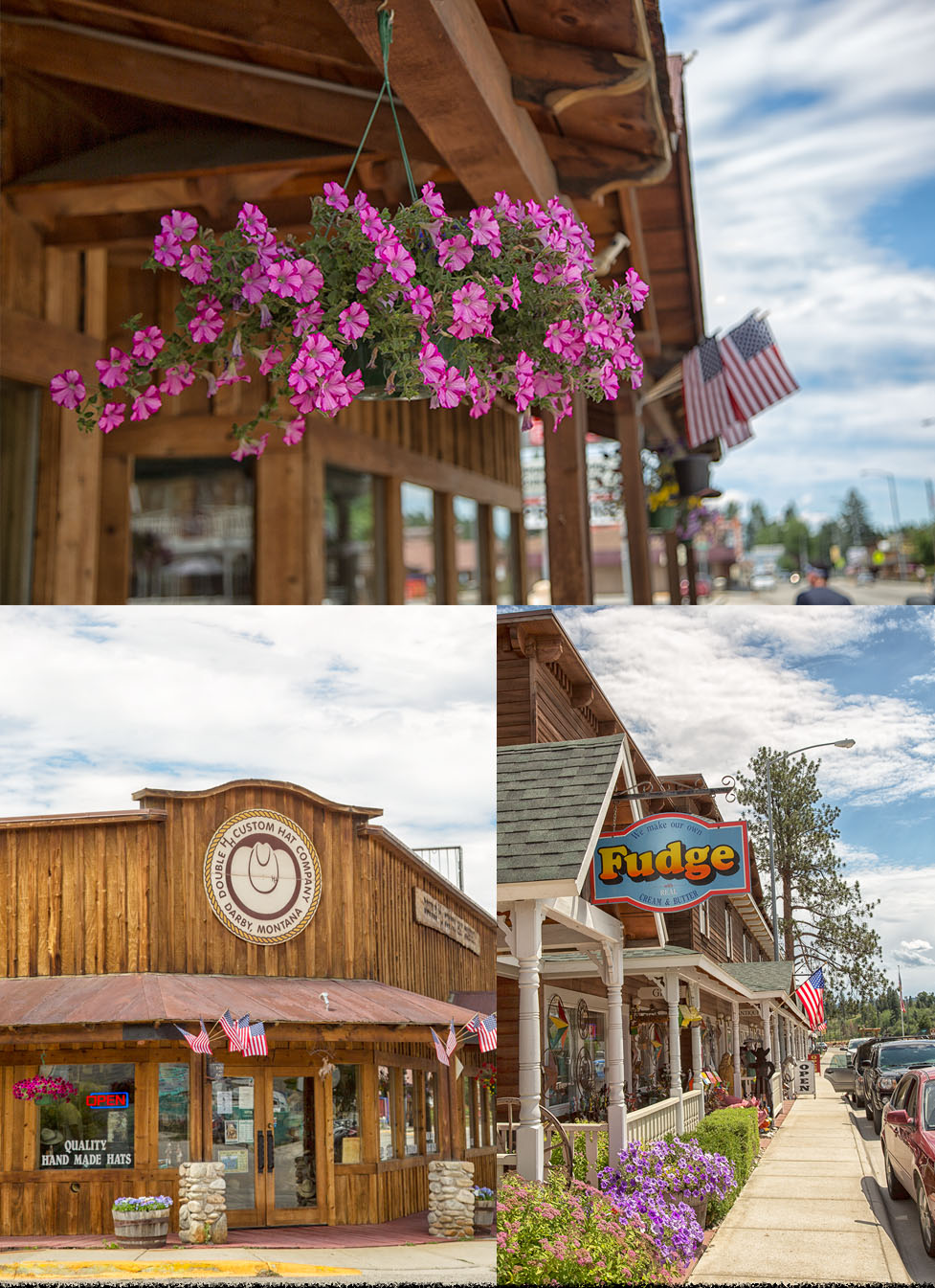 The sweet town of Darby, MT