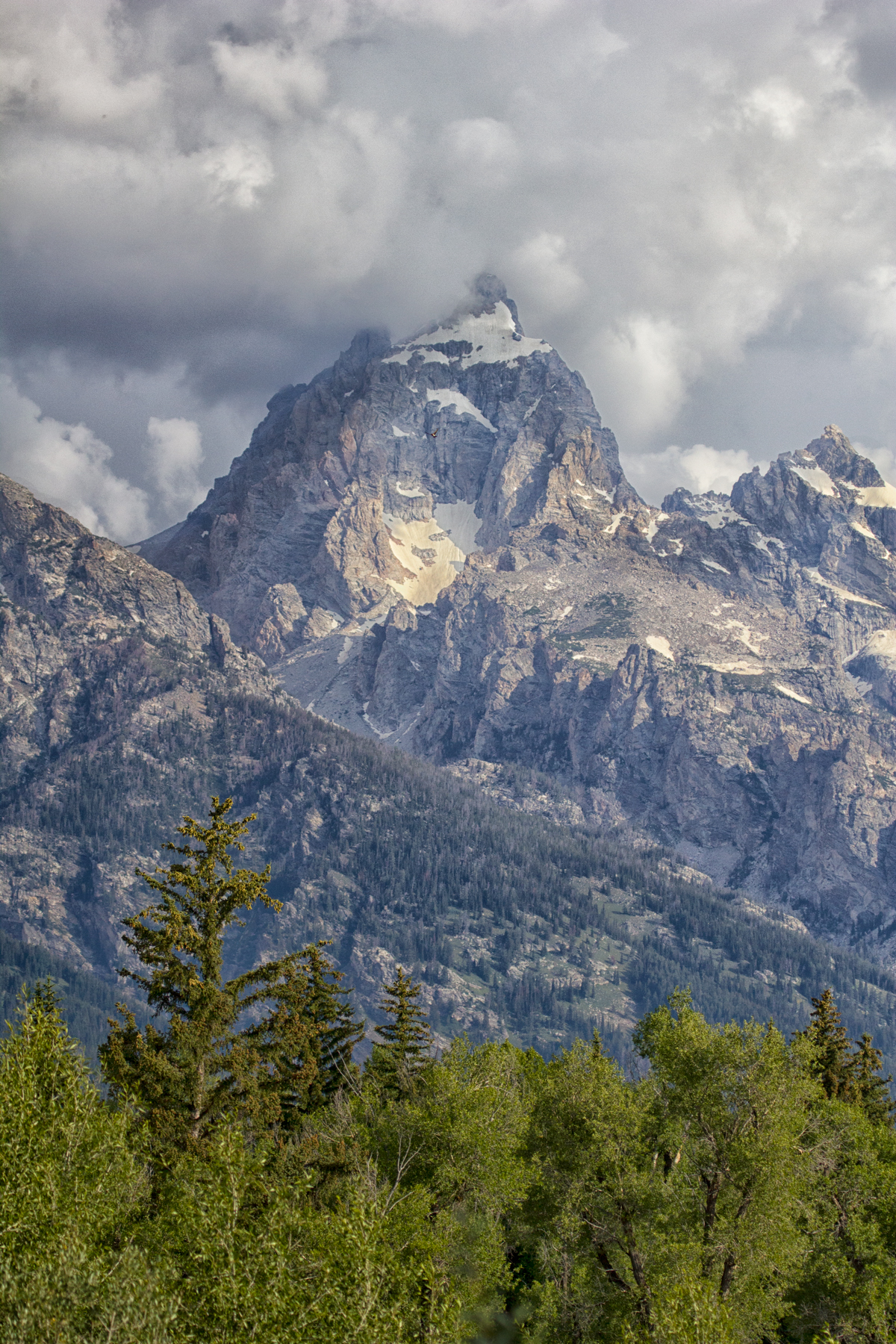 Grand Teton in GTNP