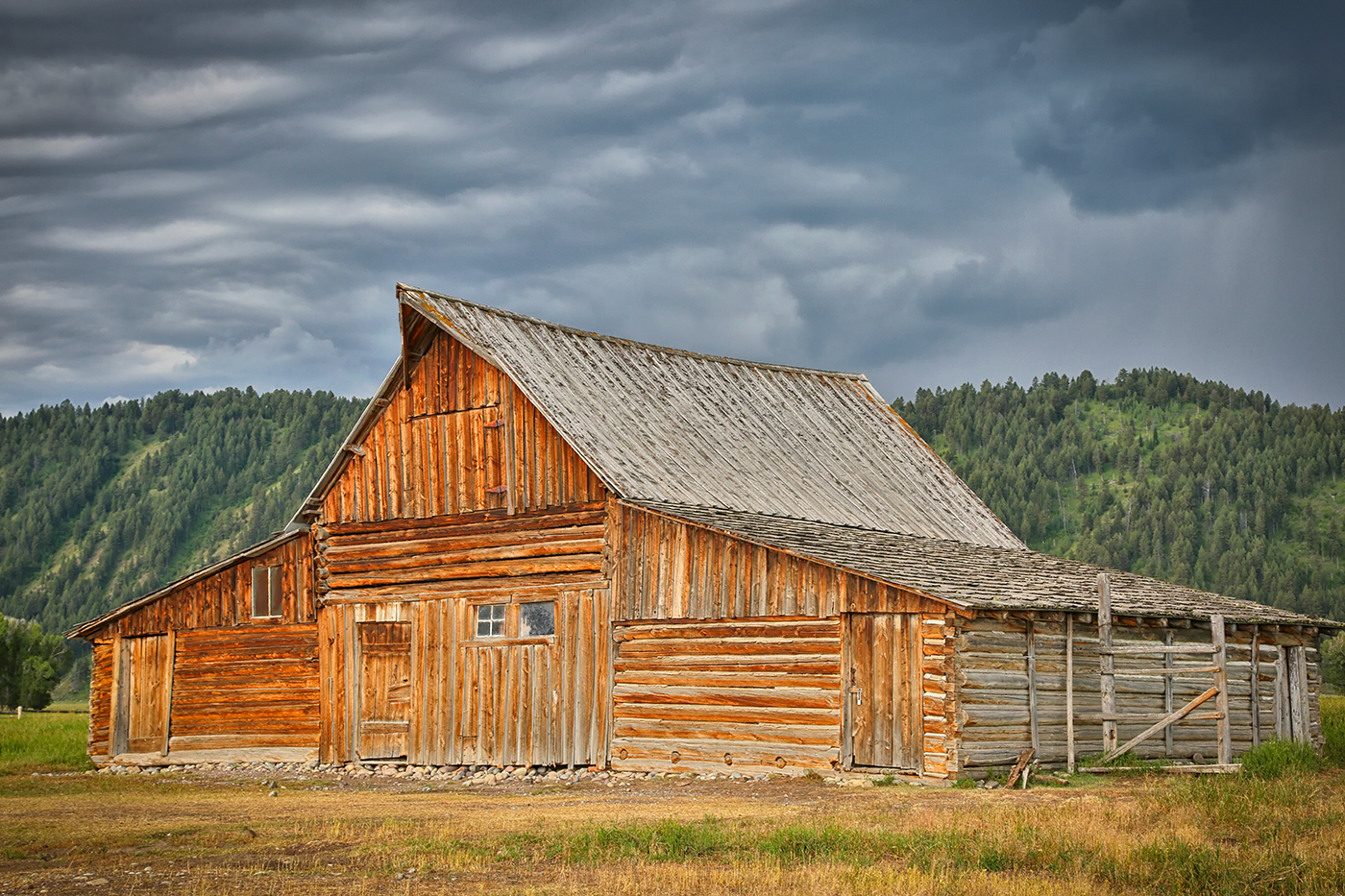 The Most Photographed Barn in the World: T.A. Moulton Barn in Wyoming
