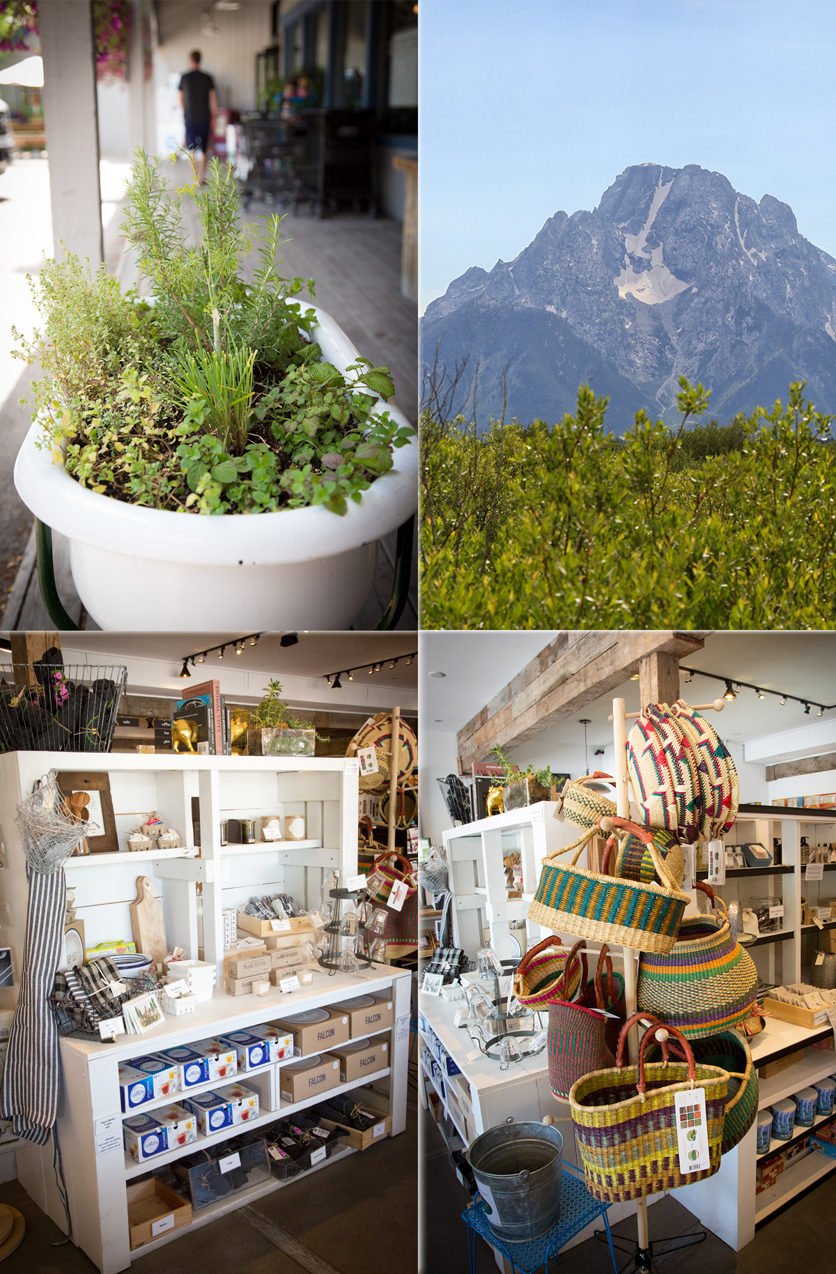 Discovering the Aspens Market in Jackson Hole