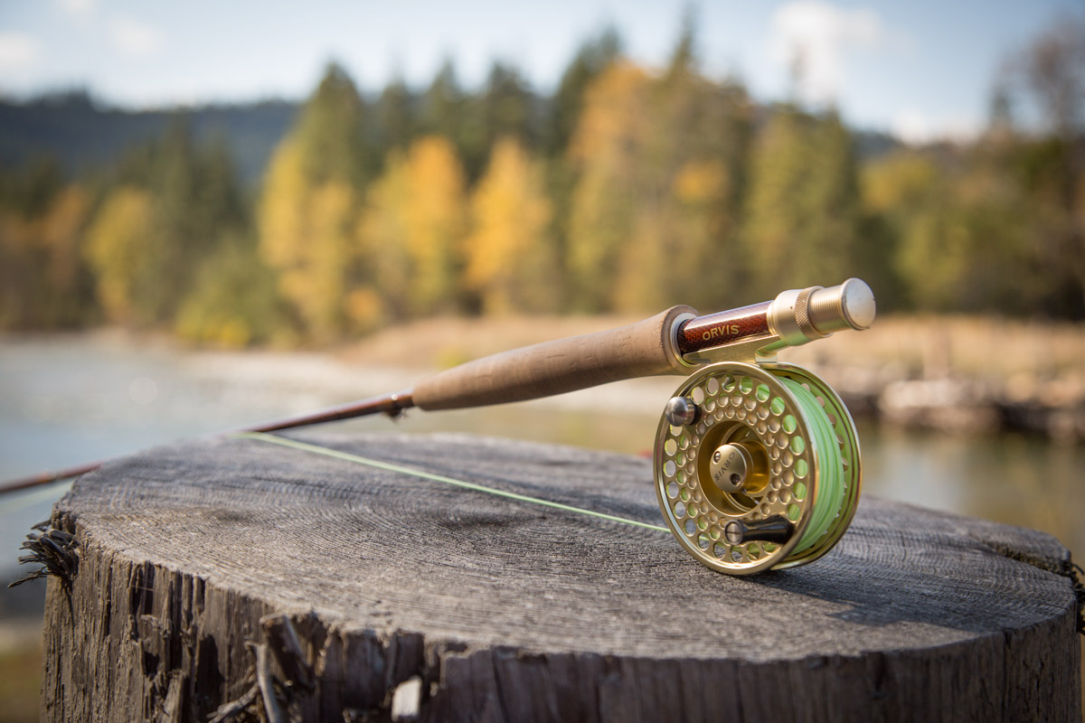 Orvis Gold Fly Rod