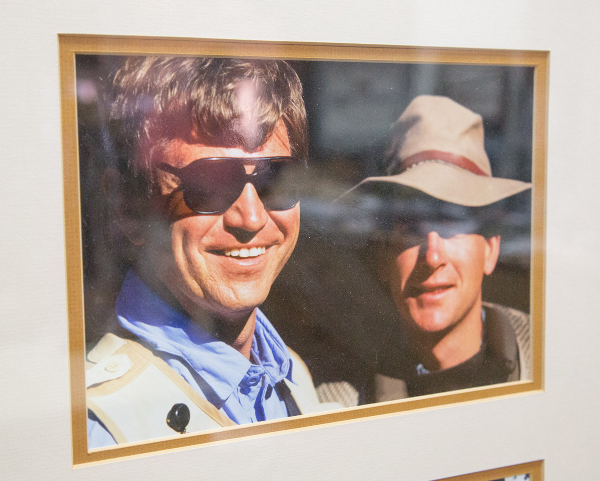 John Dietsch and John Bailey Robert Redford and Patrick Markeys Fly Fishing Experts on the film A River Runs Through It
