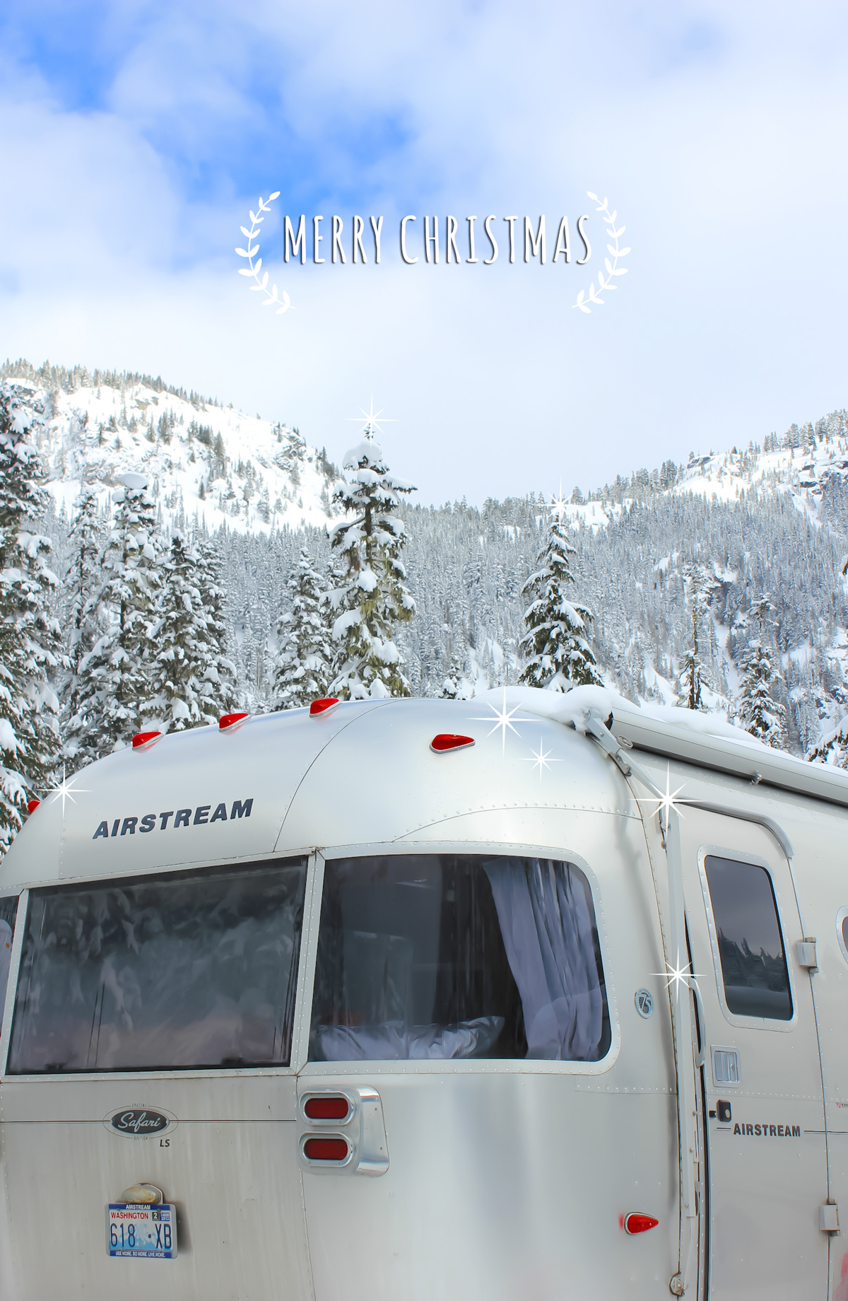 Airstream at Alpental Ski Area