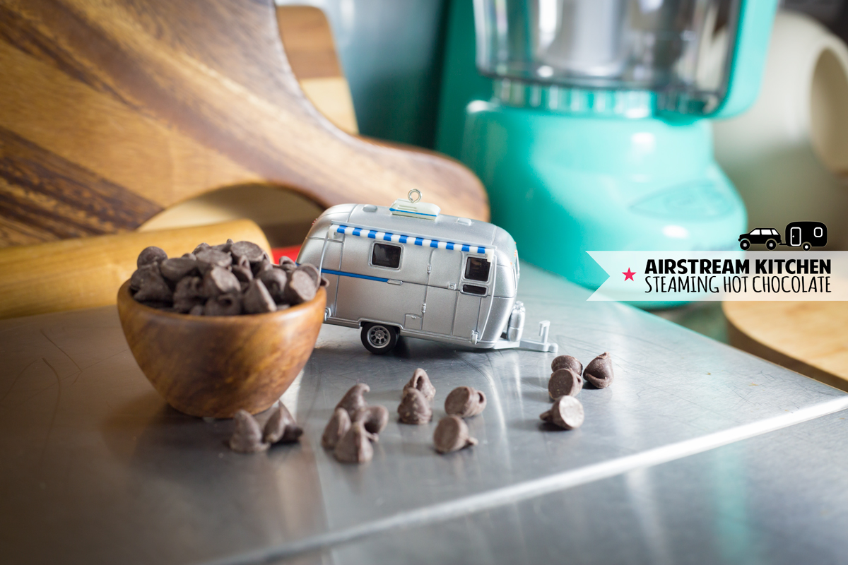 Airstream Hallmark Ornament