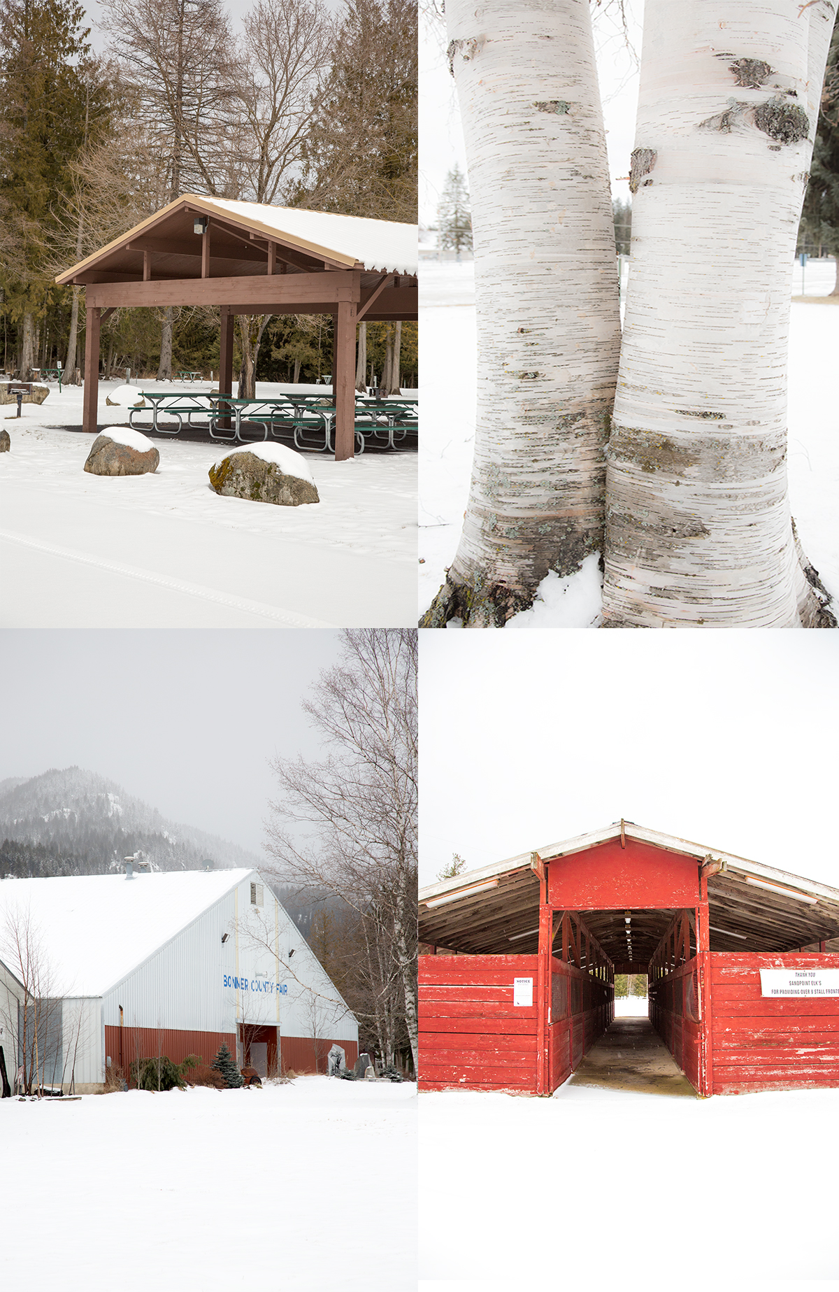 Exploring the Bonner County Fairgrounds in Sandpoint, ID