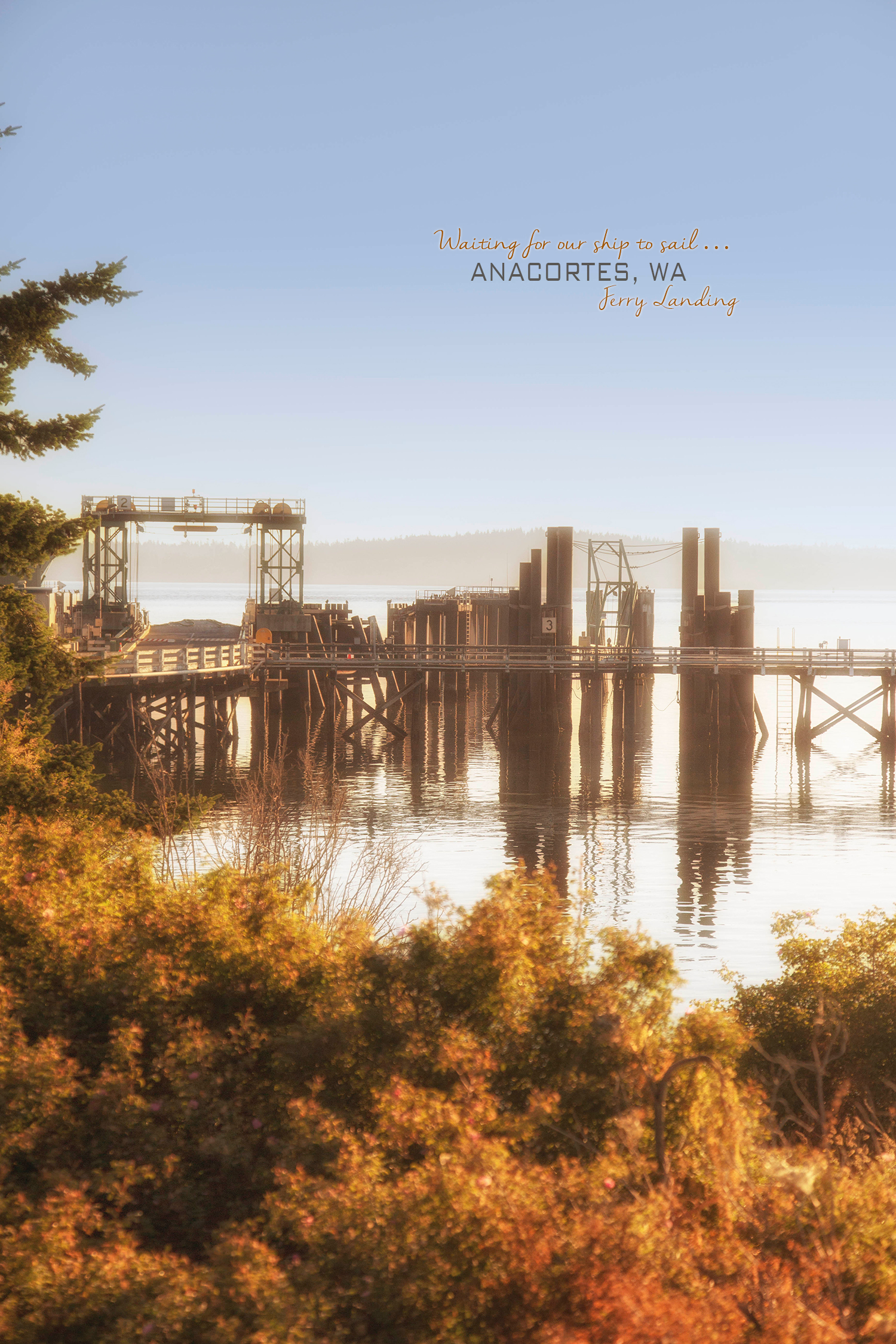 Anacortes ferry landing via J5MM.com