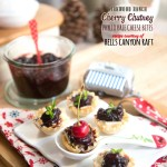 Hells Canyon Cherry Chutney Recipe via J5MM.com // #HellsCanyonRaft #Airstream