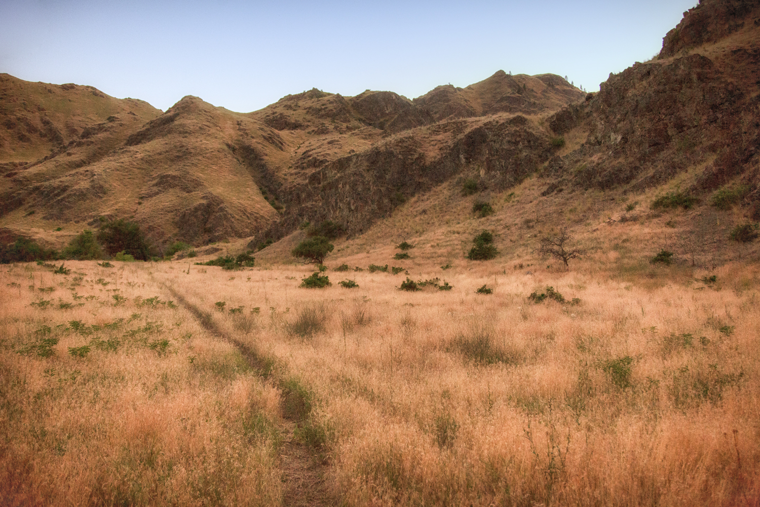 Homestead Camping in Hells Canyon via J5MM.com