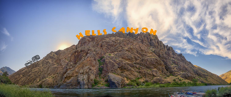 Rafting in Hells Canyon via J5MM.com