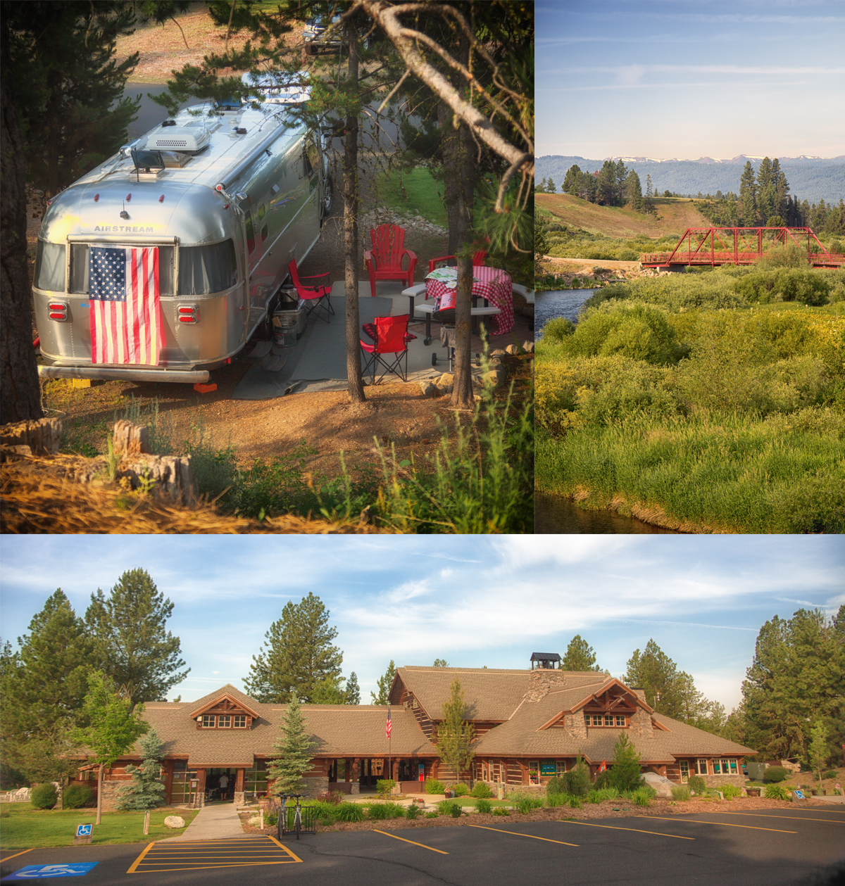 McCall RV Resort in beautiful McCall, Idaho via J5MM.com