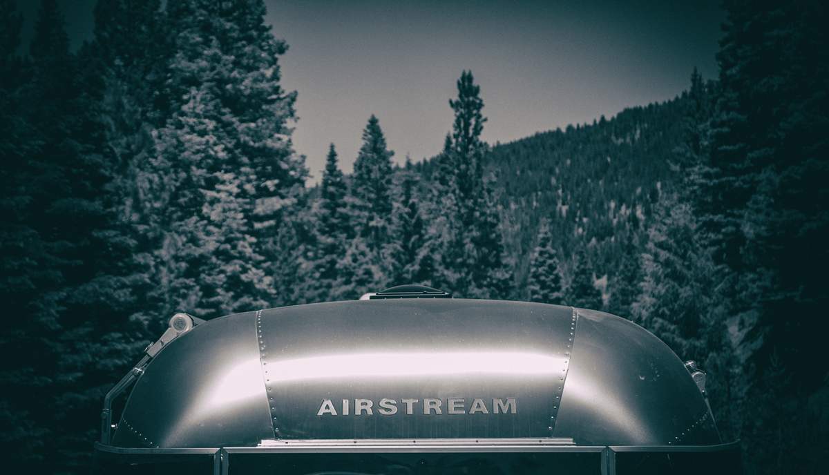 Airstream Road Trip Through Oregon via J5MM.com