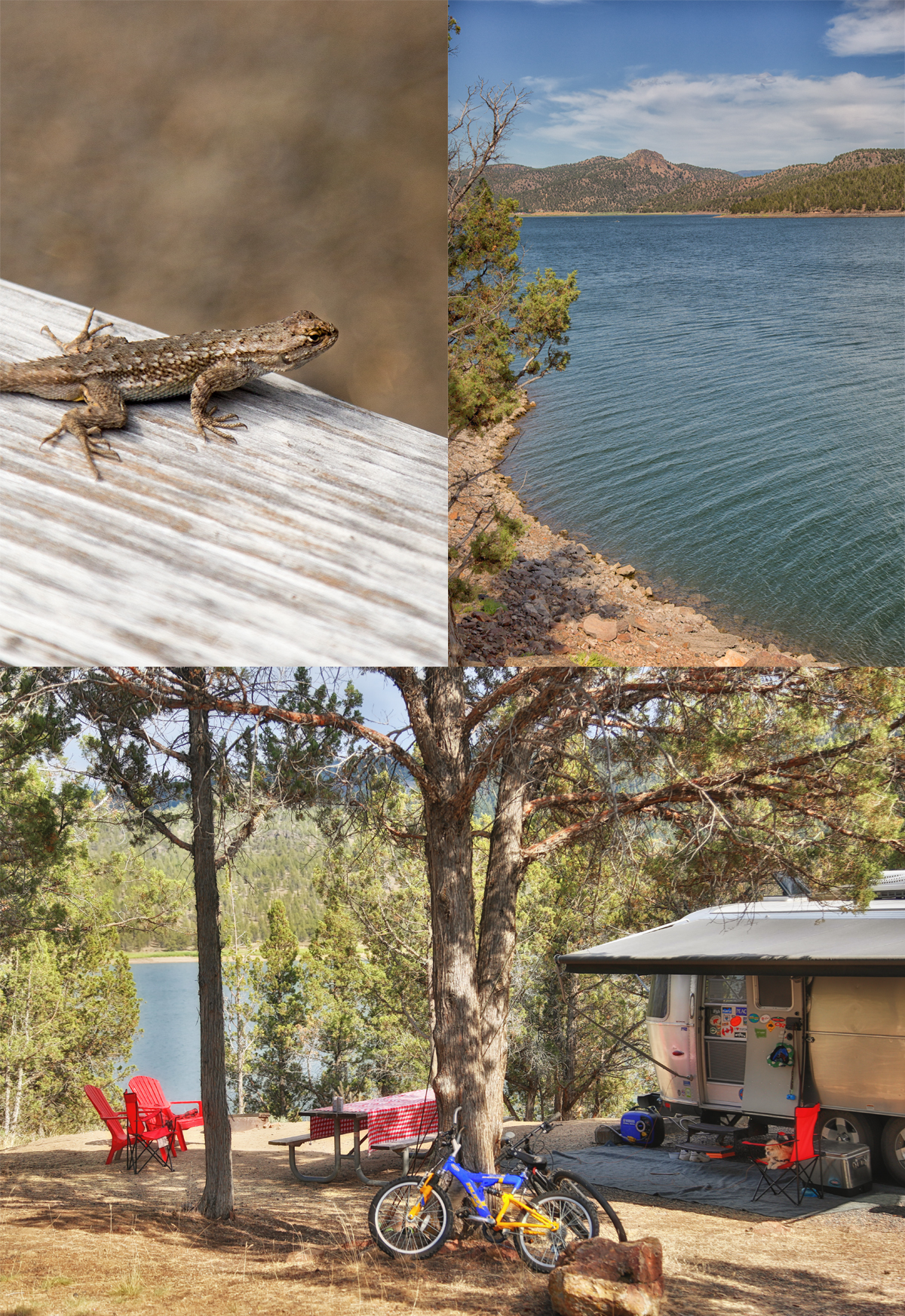 Lake Ochoco Campground in Oregon via J5MM.com