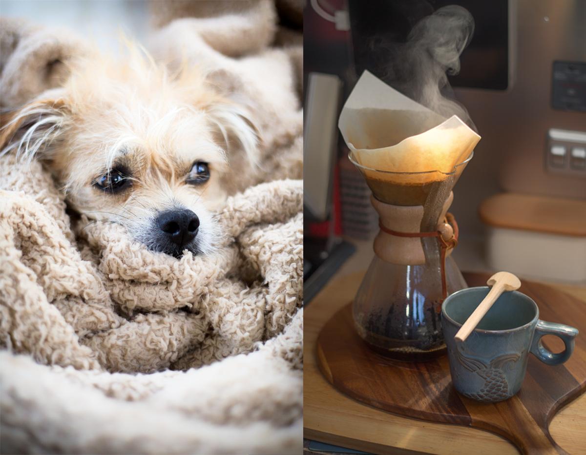 Early Morning Coffee via J5MM.com
