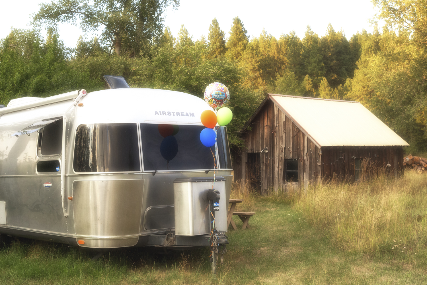An Airstream Birthday via J5MM.com