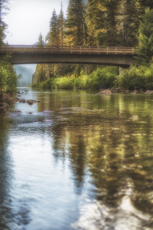 Cooper River in Washington State via J5MM.com