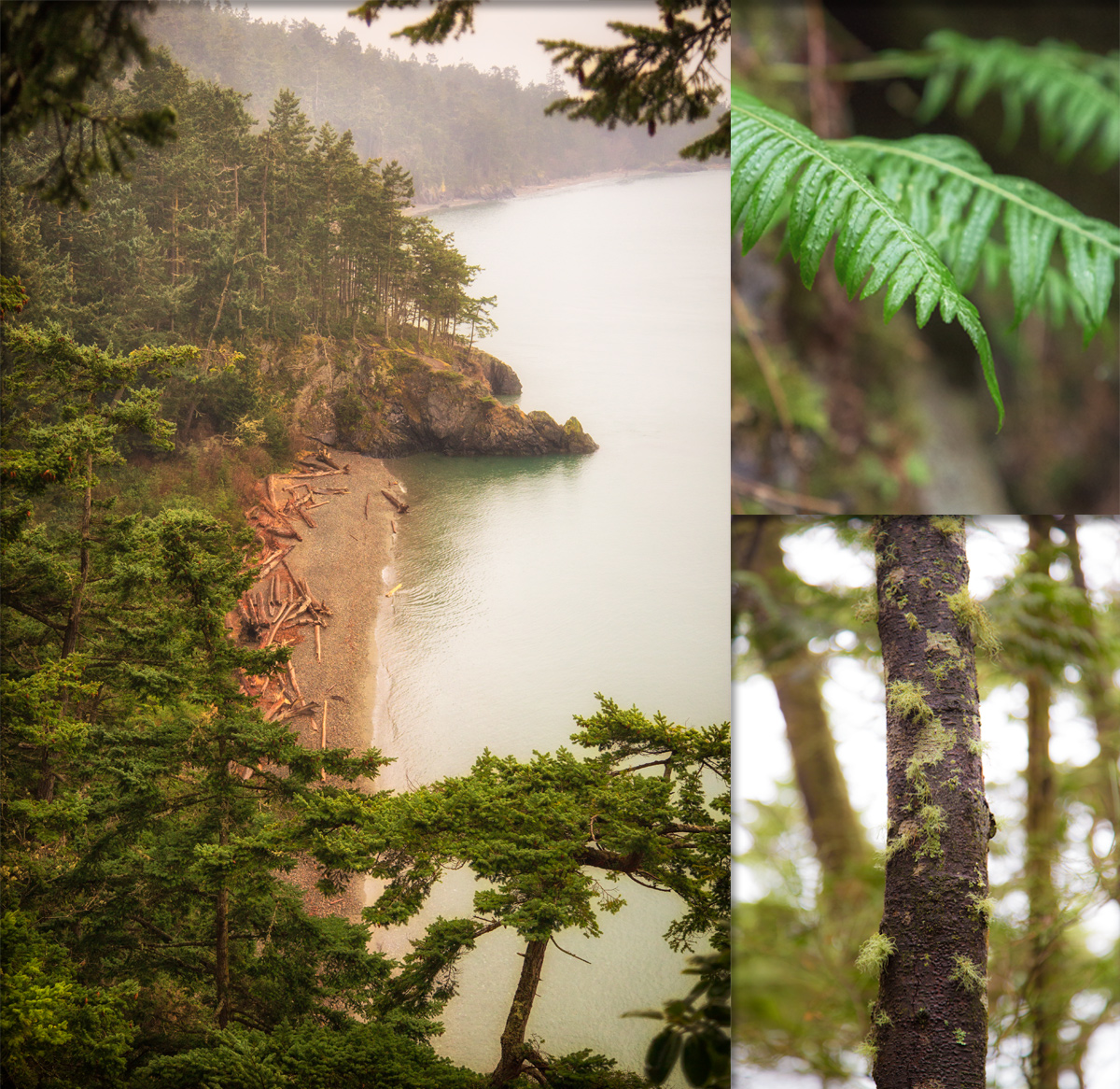 Hike around Deception Pass State Park via J5MM.com // Airstream Road Trip