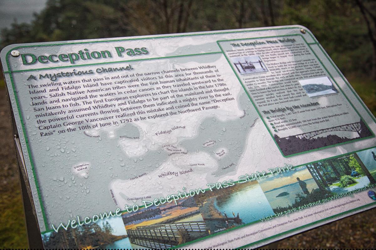 Hike around Deception Pass State Park via J5MM.com // Airstream Road Trip