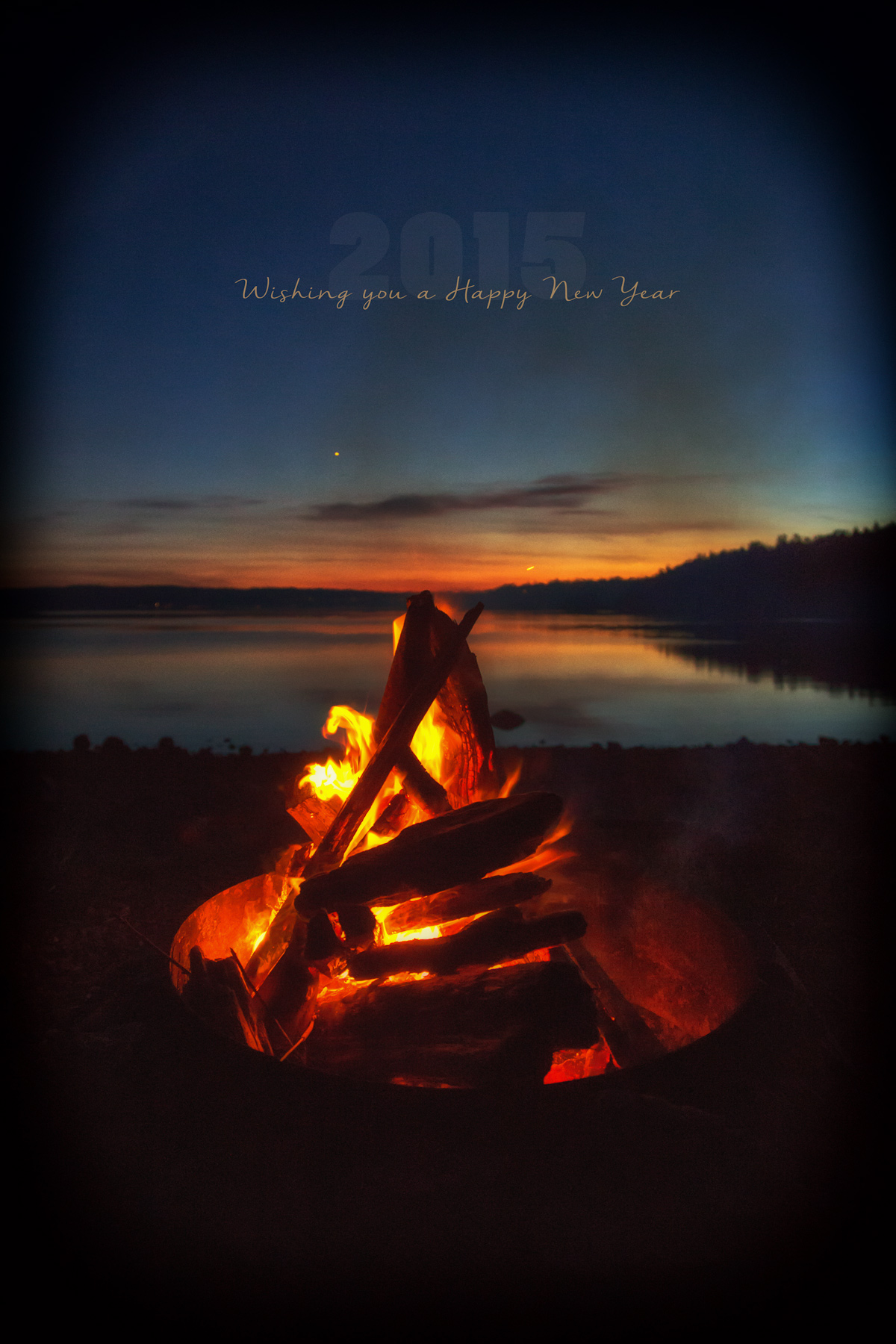 Happy New Year 2015 via J5MM.com // Airstream Road Trip