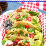 Cajun Rubbed Fish Tacos via J5MM.com // #Airstream