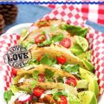 Cajun Rubbed Fish Tacos via J5MM.com // #Airstream