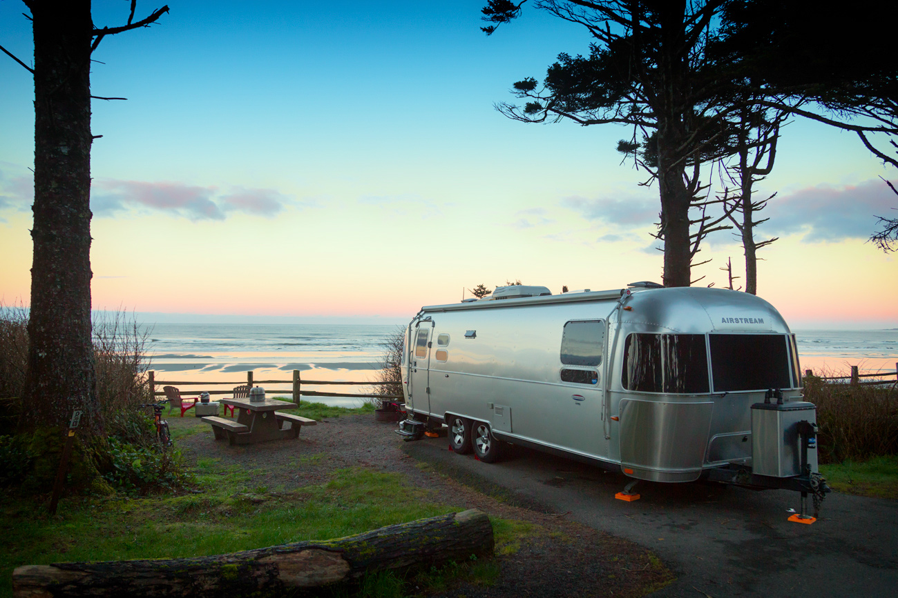 Olympic Peninsula Road Trip in Washington State via J5MM.com #Airstream #GoRVing