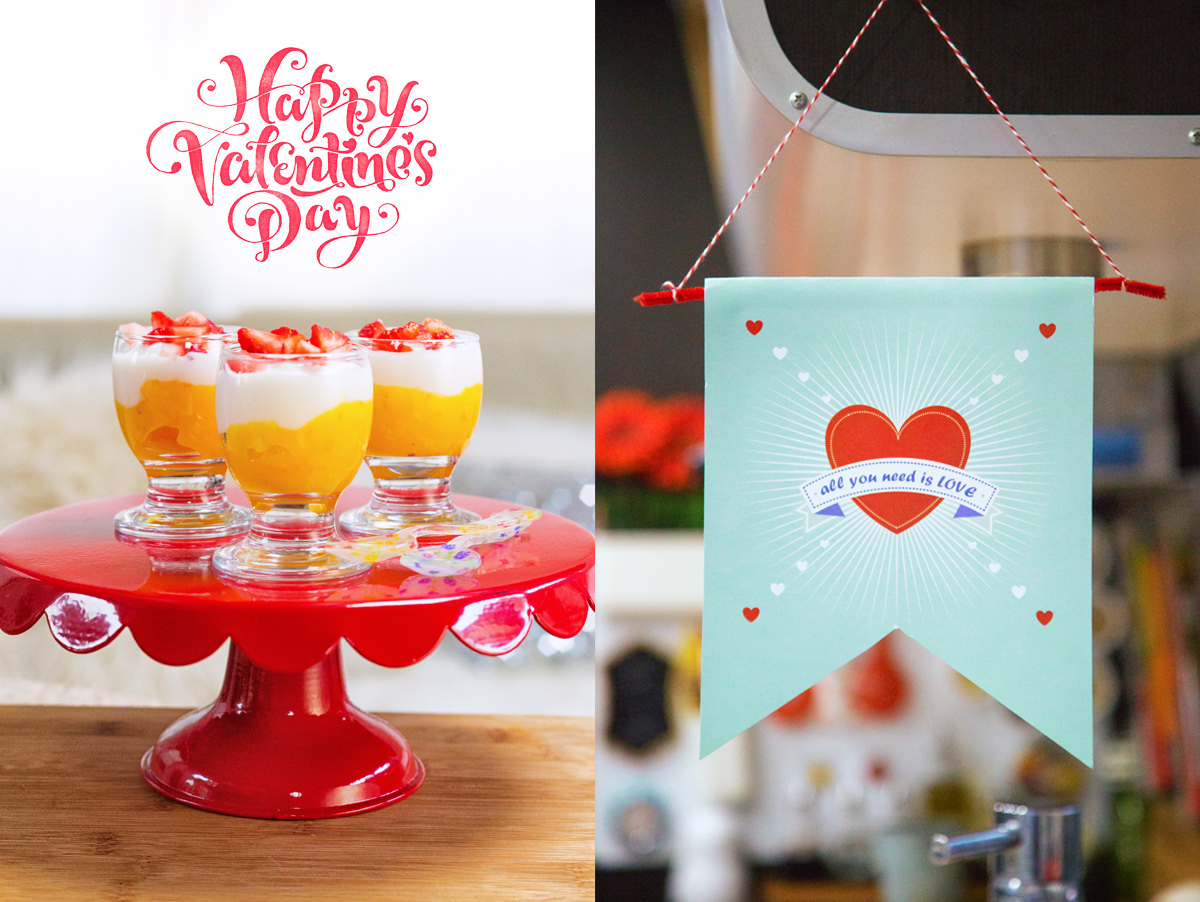 Valentines Day Airstream Style via J5MM.com // RV Lifestyle Airstream Style