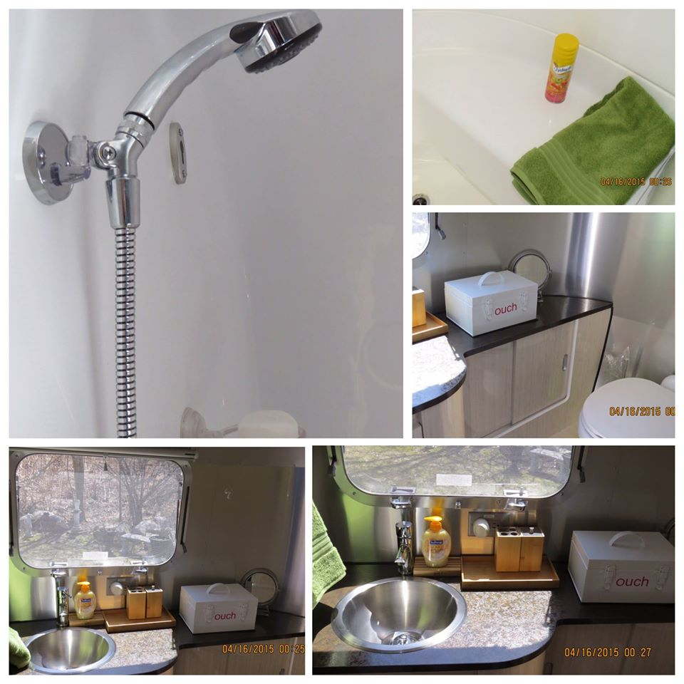 Airstream Serenity // Peek Inside Other Lovely Airstreams via J5MM.com