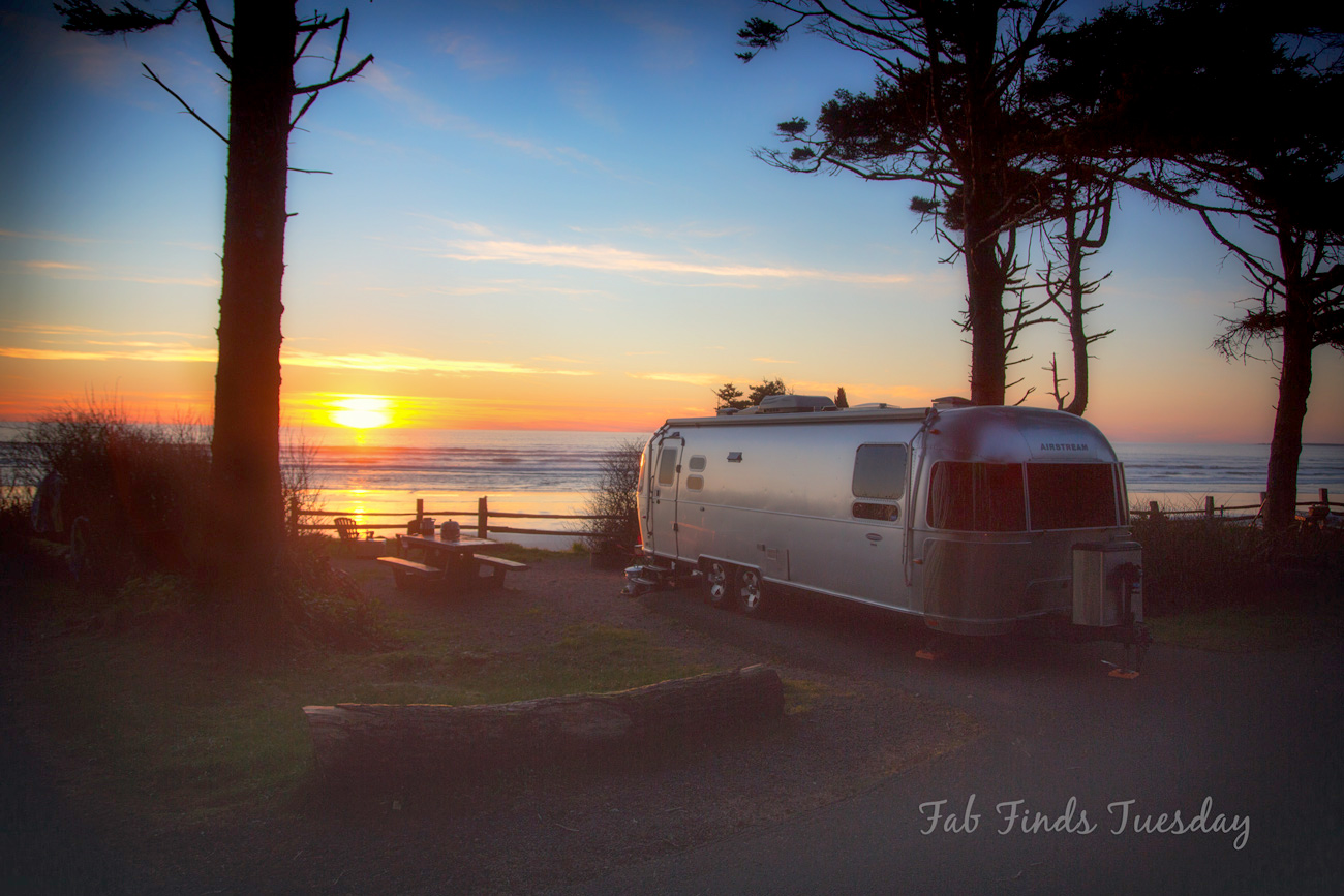Fabulous Finds Your RVing and Outdoor Adventures via J5MM.com // RVing Lifestyle Airstream Style