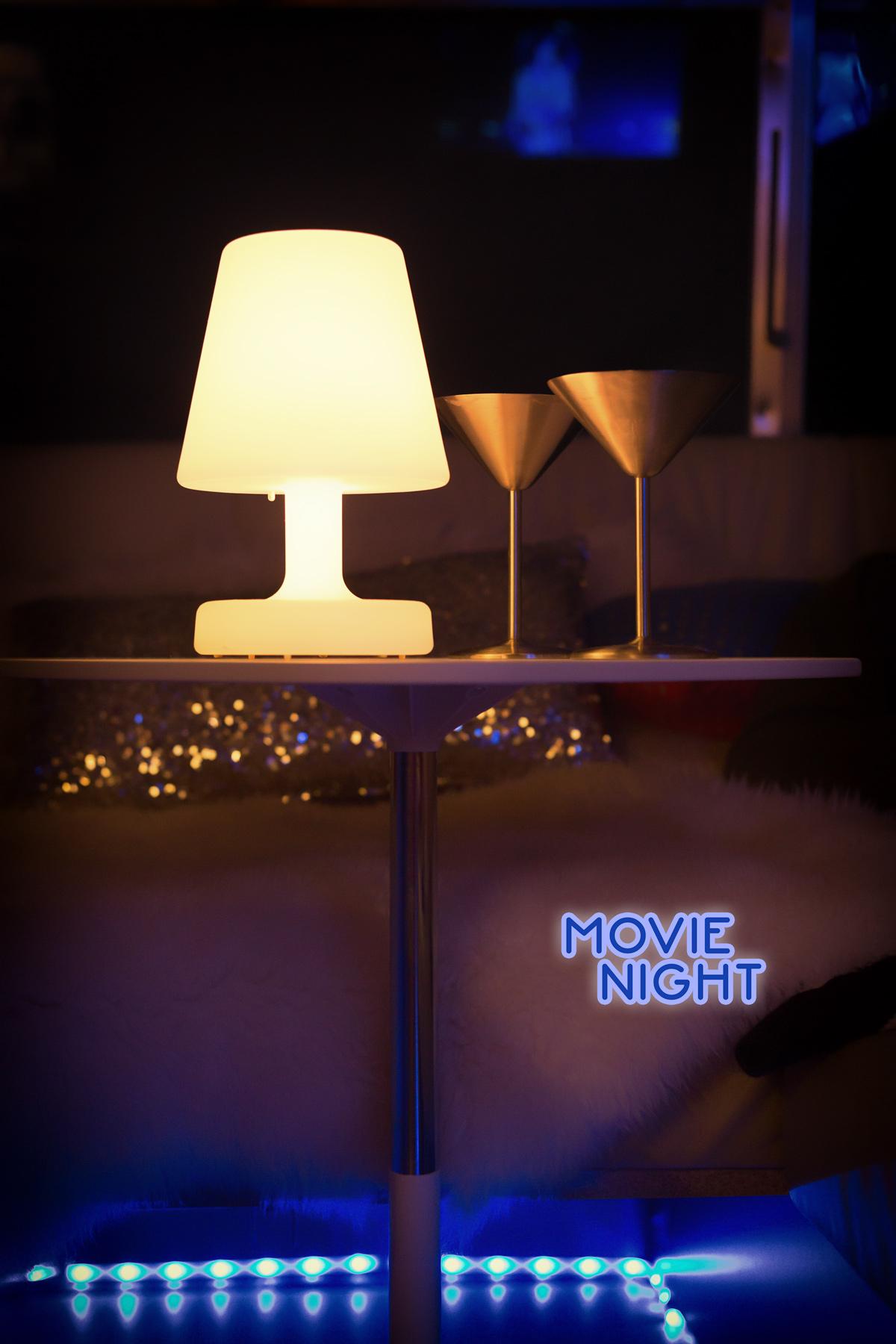Airstream Movie Night via J5MM.com