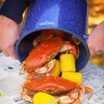 Crab Boil via J5MM.com // #Airstream