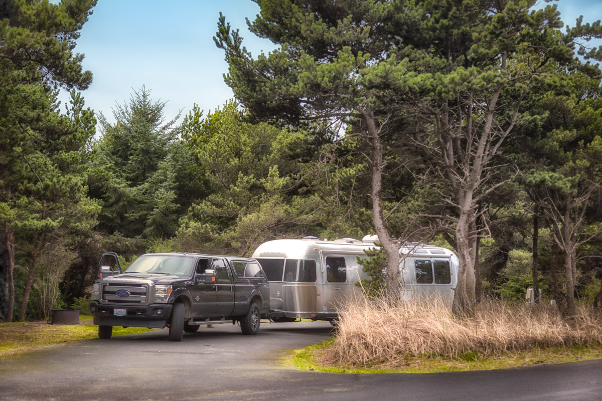 A Taste of Washington's Coast for #GoRVing via J5MM.com #Airstream