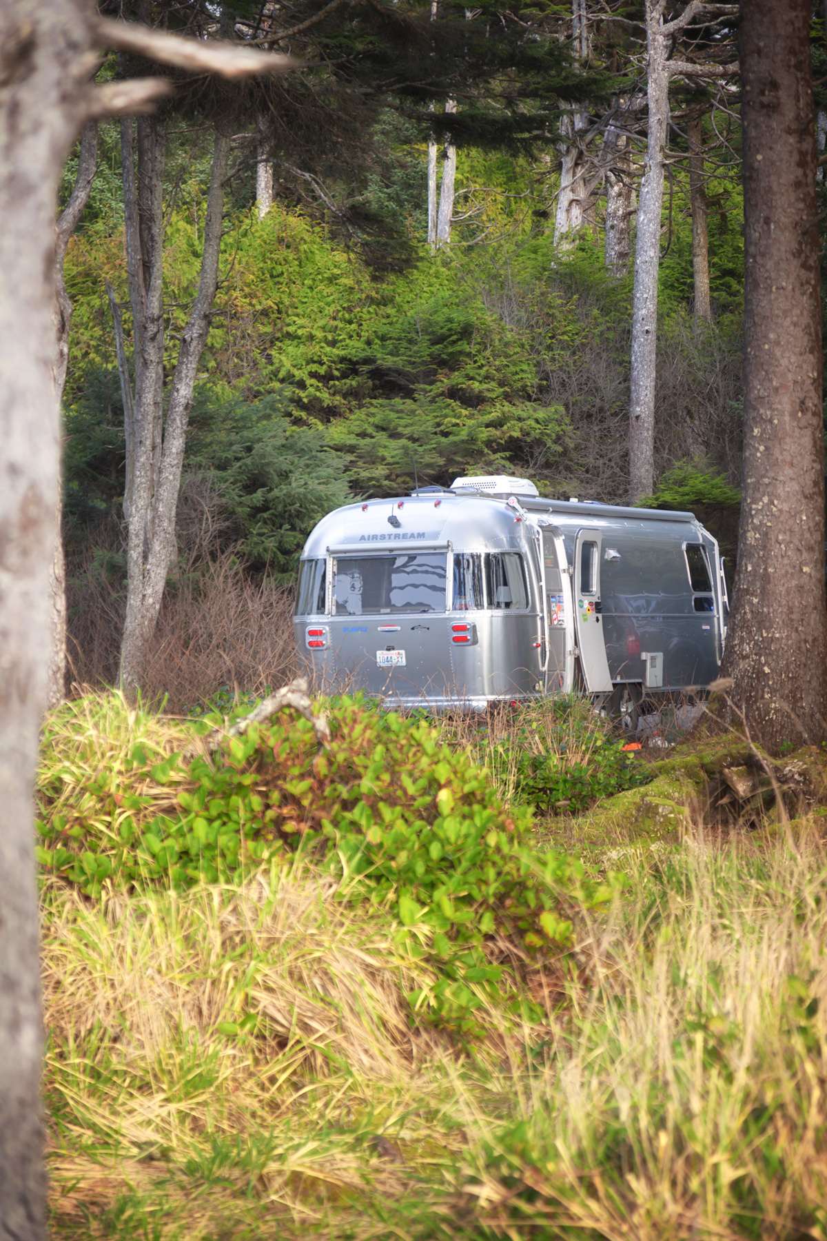 The Road To Kalaloch State Park on the Olympic Peninsula via J5MM.com // #Airstream #GoRVing