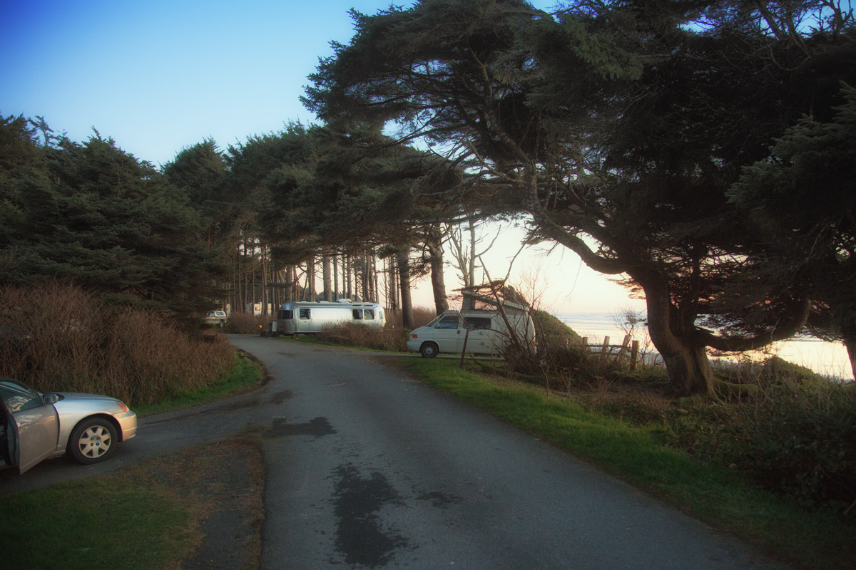 Kalaloch Beach State Park on the Olympic Peninsula via J5MMM.com // RV Lifestyle #Airstream Style