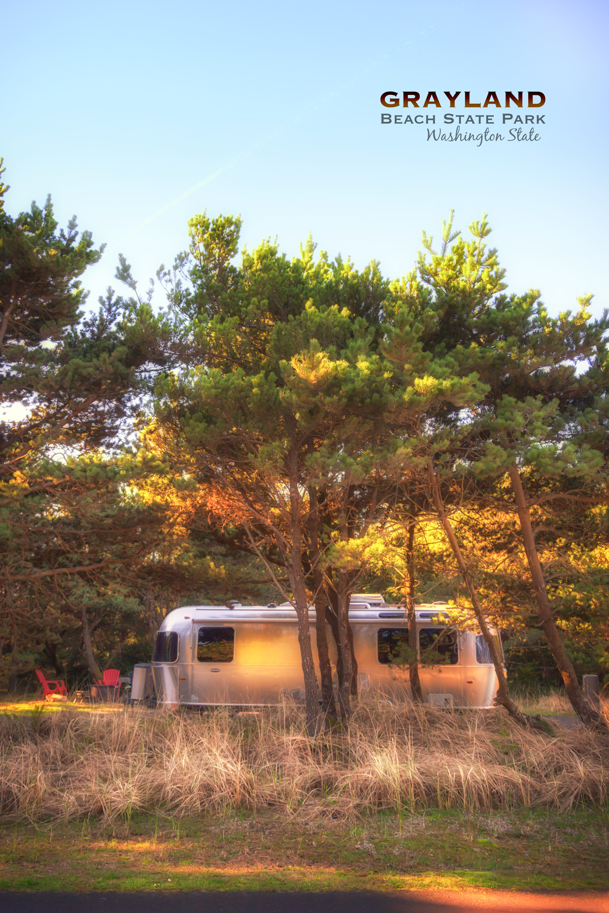 Grayland Beach State Park in Washington State via J5MM.com // #Airstream #GoRVing