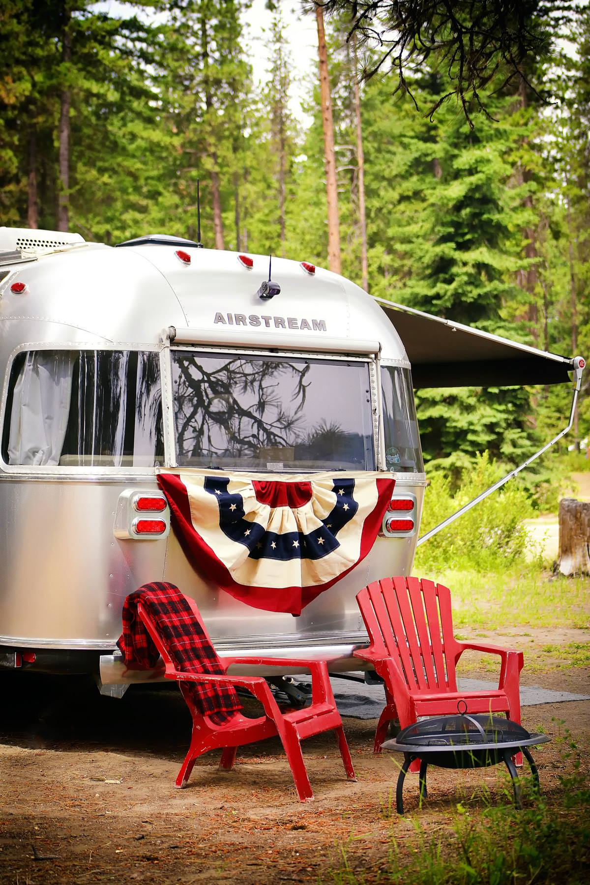Thousand Trails Leavenworth Camping via J5MM.com // #Airstream #GoRVing