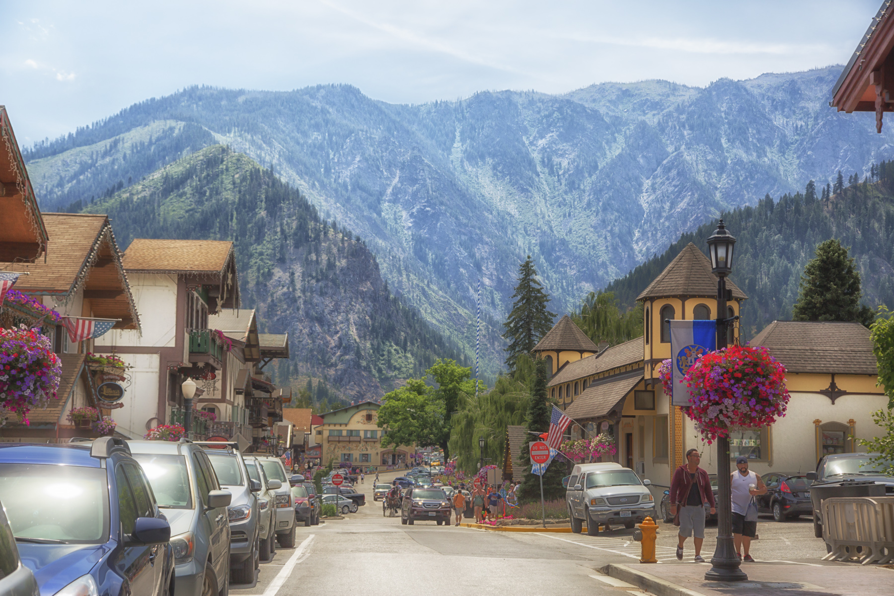 Leavenworth via J5MM.com // #Airstream #GoRVing