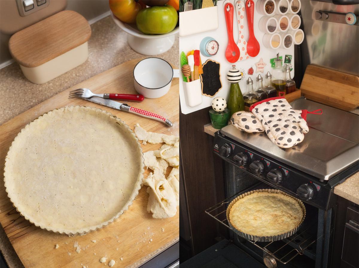 Foolproof Pie Crust via J5MM.com // #Airstream #GoRVing